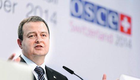 Forum za diplomatiju i međunarodne odnose- Dacic-OEBS
