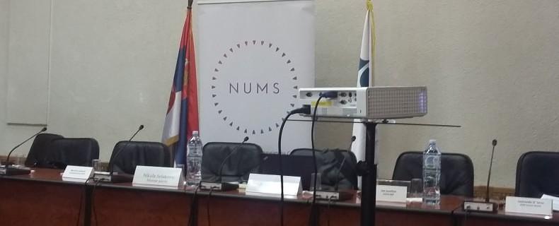 Druga konferencija NUMS-a
