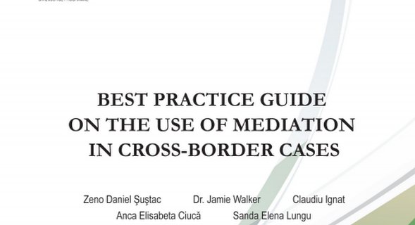 Guide of mediation in cross border cases