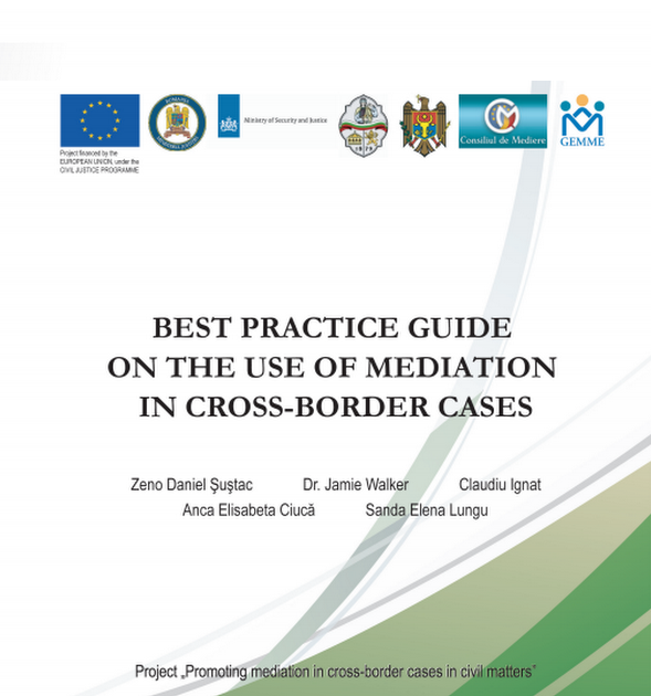 best practice guide on the use of mediation in cross border cases