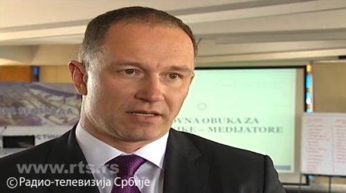 Medijacija na RTS Blažo Nedić
