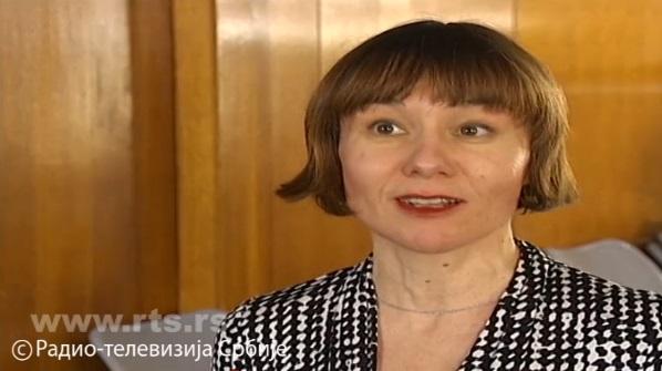 Dragana Cuk Milankov RTS