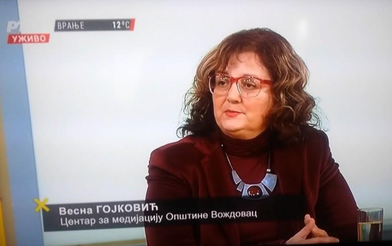 Tako stoje stvari – Vesna Gojković