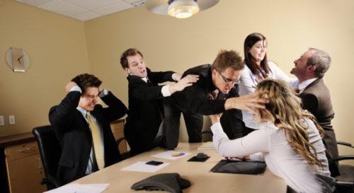 Zatečeni konflikti u firmi s pozicije nove uprave