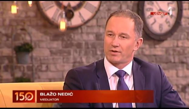 Blažo Nedić TV PRVA