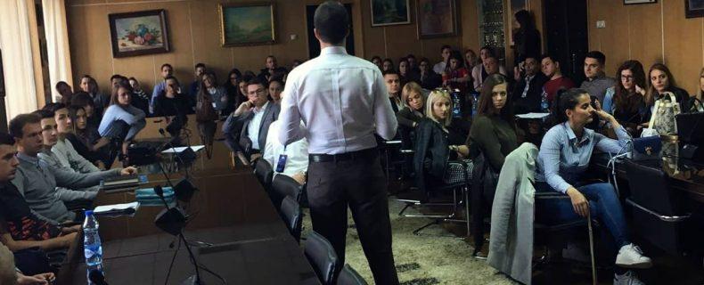 """Seminar """"Odnos medijacije i advokature""""- ELSA Niš"""