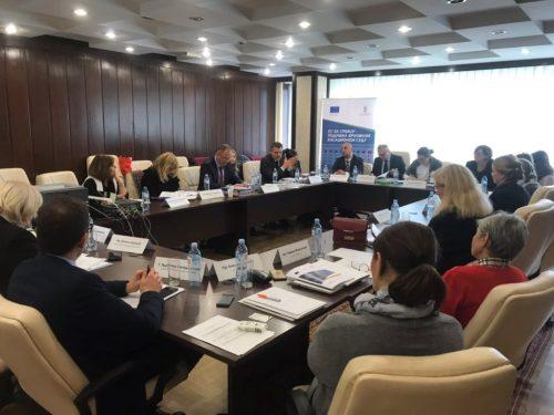 Radna grupa o izradi novog Zakona o posredovanju
