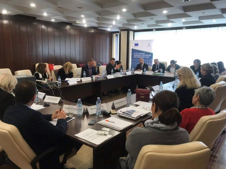 Radna grupa za izradu nacrta izmena i dopuna Zakona o posredovanju