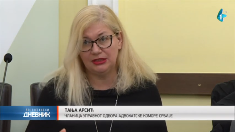 adv Tanja Arsić- Advokatska komora Vojvodine Centar za medijaciju