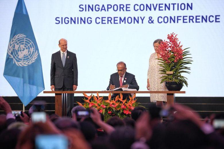 Singapurška konvencija o medijaciji