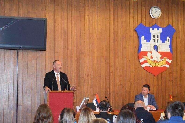 Blažo Nedić Međunarodni seminar o medijaciji