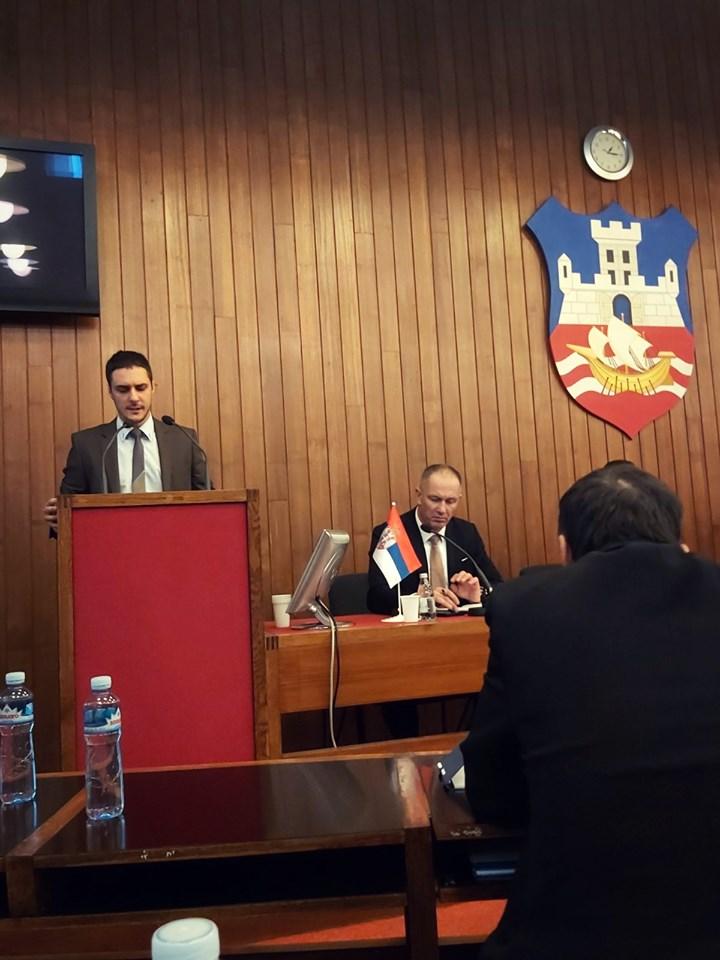 Međunarodni seminar o medijaciji Blažo Nedić i Gorazd Đurović