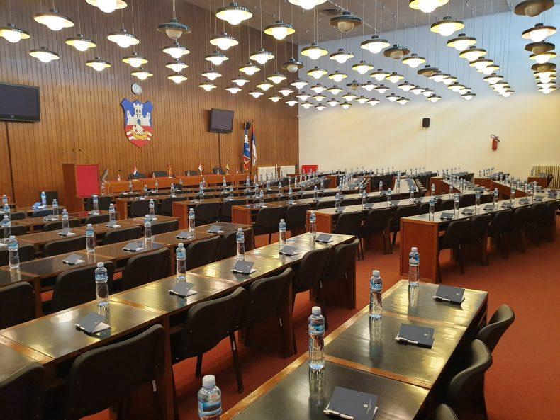 Međunarodni seminar o medijaciji Skupština Grada Beograda