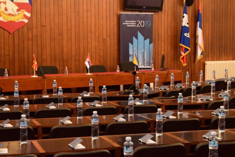 Skupština grada Beograda Međunarodni seminar o medijaciji