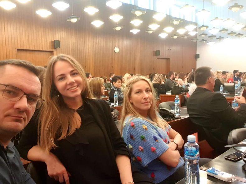 adv. Danijal Pribanić, Doea Ljevar i Tihana Čikeš – Međunarodni seminar o medijaciji